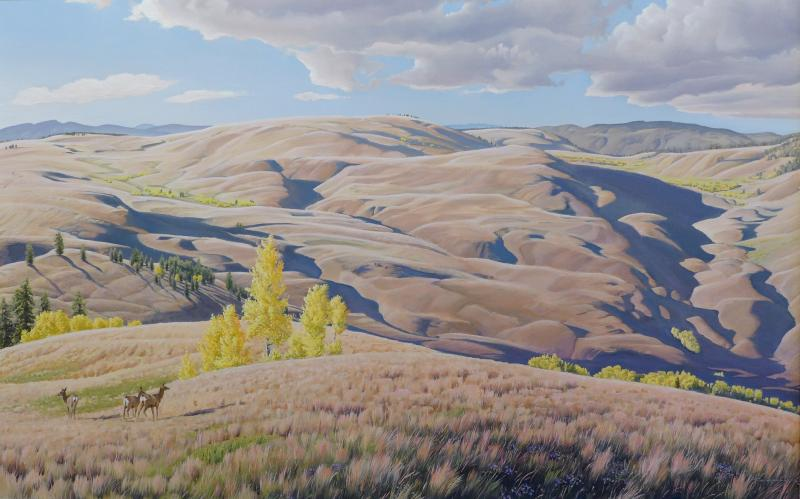 Tim Hall Similkameen Higlands