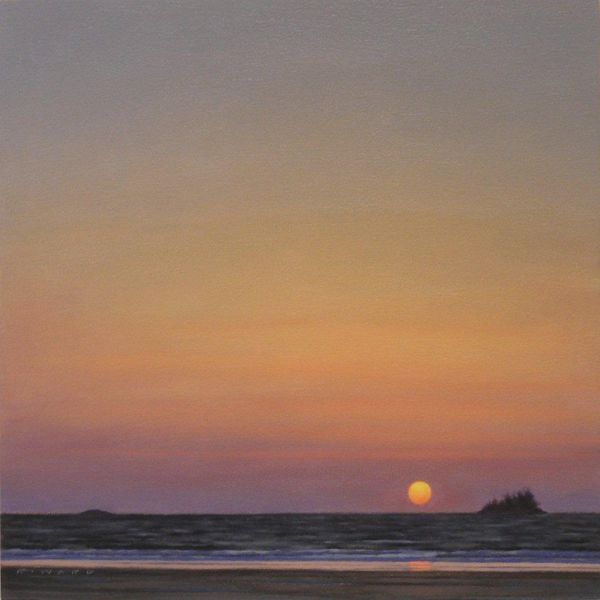Ray Ward Tofino Sundown