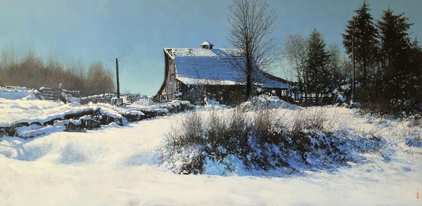 Alan z Wylie First Snow