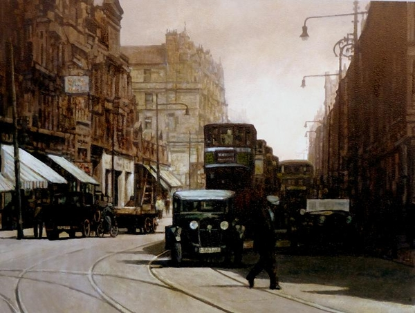 Alan z Wylie Charing Cross
