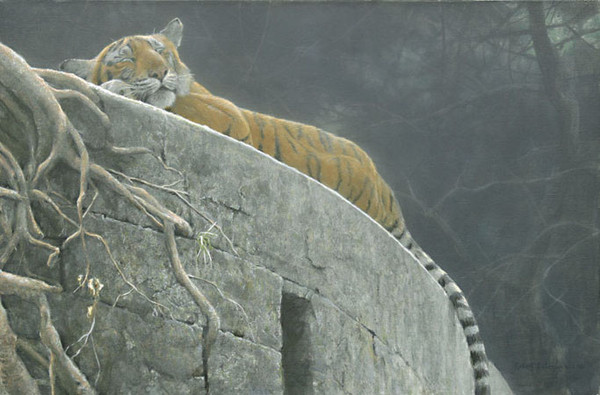 Robert z Bateman Old Fort Tiger