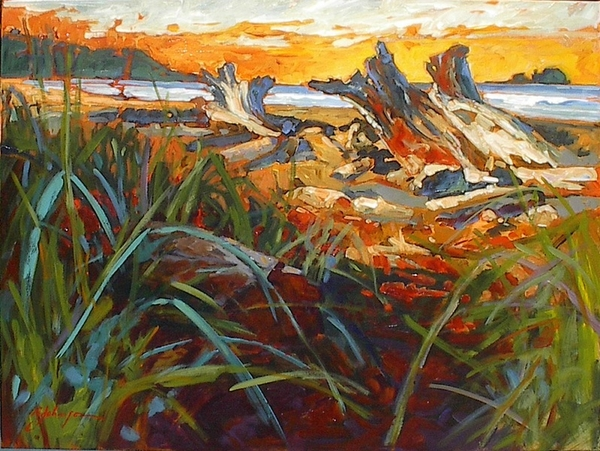 Gail z Johnson Driftwood Shores