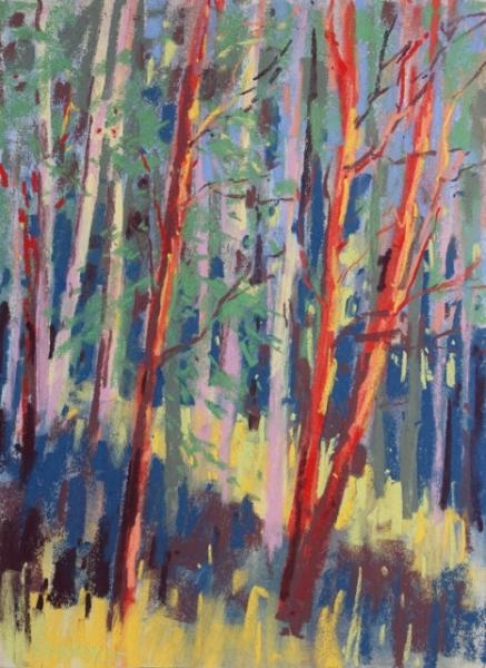Gail Sibley Trees and More Trees
