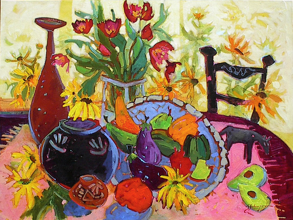 Gail z Johnson Gathering Favourites
