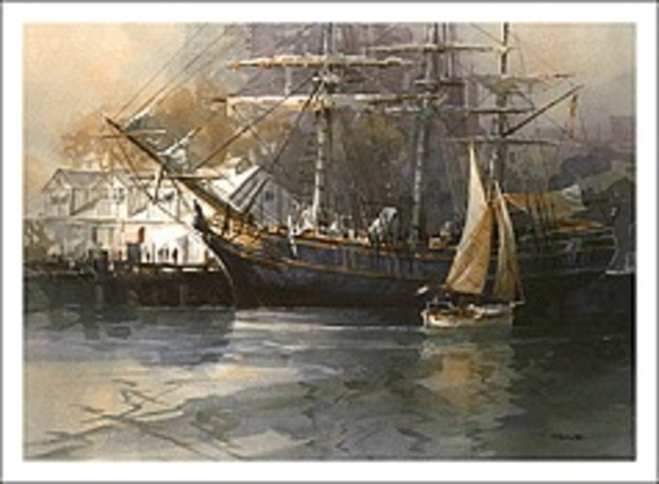 Harry z Heine HMS Bounty