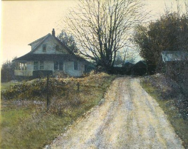 Alan z Wylie The Road Home