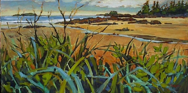 Gail z Johnson Chesterman's Shoreline