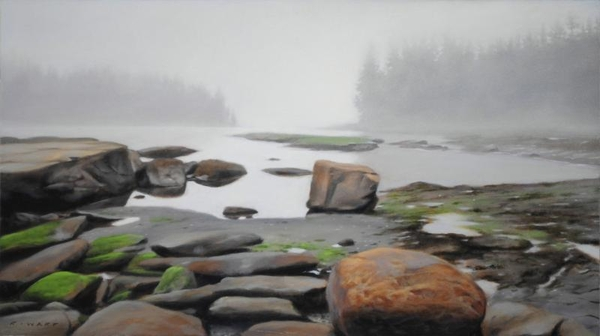 Ray z Ward Lifting Fog, Boulder Beach
