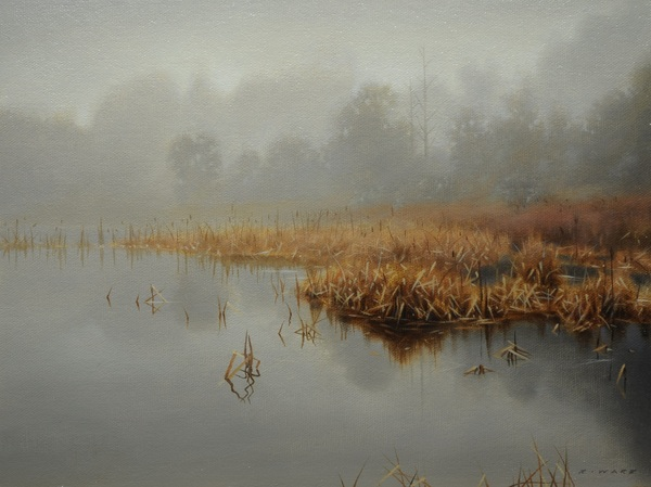 Ray Ward January Silence