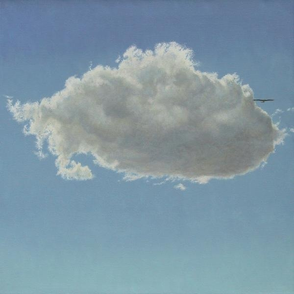 Robert z Bateman Cloud and Golden Eagle