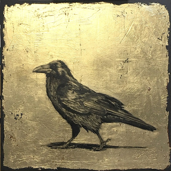 Sheila z Mather Corvid 20 Series I: Staying Grounded