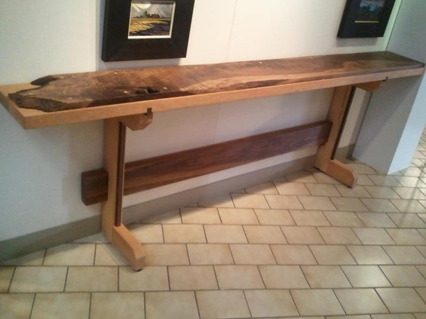 Don z Bastian Sofa Table II
