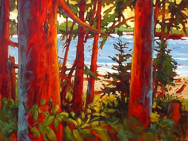Gail z Johnson Vancouver Island Shores