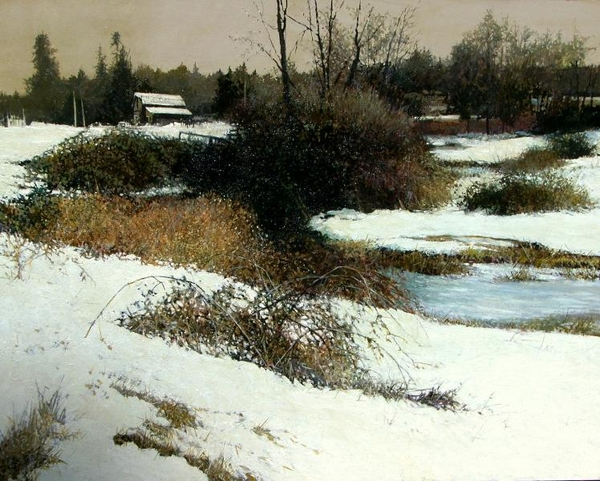 Alan z Wylie Winter's Brush
