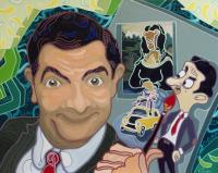 Real Fournier Mr. Bean