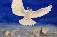 Sheena Lott Peace Dove