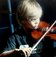 Alan Wylie Young Fiddler