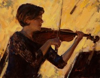 Clement Kwan The Violinist