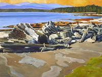 Gail z Johnson Sandstone and Driftwood Shores
