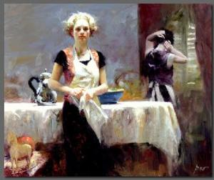 Pino z Daeni In The Late Evening