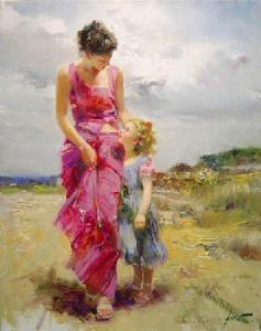 Pino Daeni Our Time Together