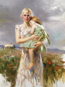Pino z Daeni Angel From Above