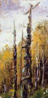 Jerry z Markham Autumn Totems