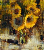 Jerry Markham Sunshine Flowers