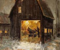 Jerry z Markham The Boat Builder