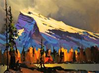 Michael z O'Toole Mount Rundle