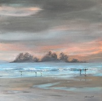 Sheena Lott Tofino Twilight